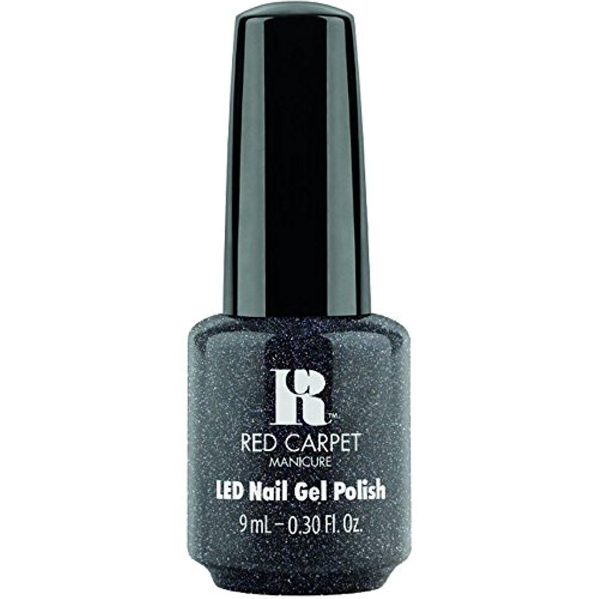 Red Carpet Manicure - LED Nail Gel Polish - Star Gazer - 0.3oz / 9ml