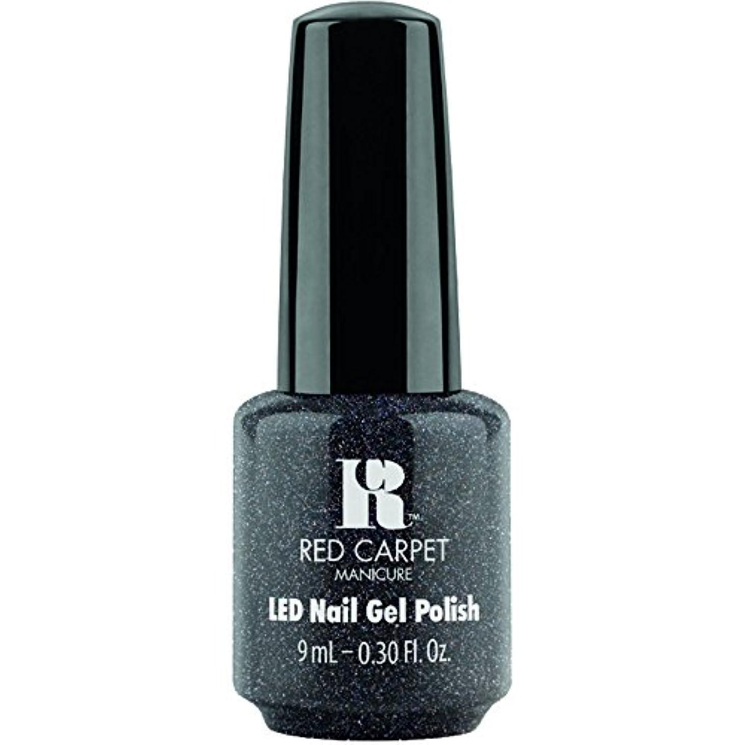 実験室ナチュラル地雷原Red Carpet Manicure - LED Nail Gel Polish - Star Gazer - 0.3oz / 9ml