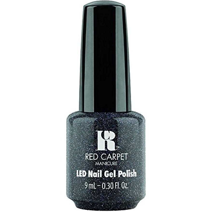 追加見せますつぼみRed Carpet Manicure - LED Nail Gel Polish - Star Gazer - 0.3oz / 9ml