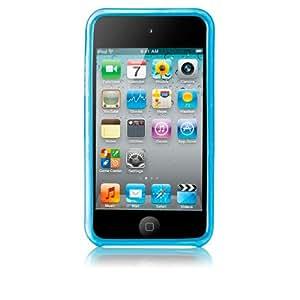 Case-Mate iPod touch 第4世代 専用 ジェリーケース 「チェックメイト」 ティール・ブルー CM012252