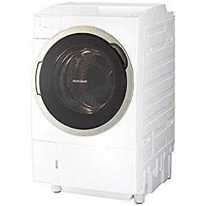 東芝 ドラム式洗濯乾燥機 グランホワイト TW-117X3L-W