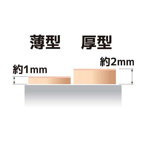 鼻に跡がつかない 鼻パット ぱふっと 厚型 (...の紹介画像5