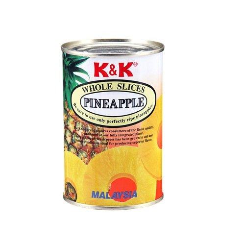 K&K パインアップル 缶425g