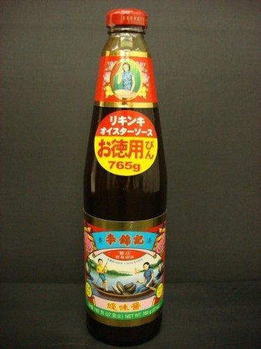 オイスターソース 瓶 750g /李綿記(12本)
