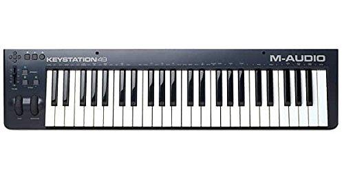 M-AUDIO エムオーディオ MIDIキーボード Keystation 49