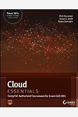Cloud Essentials: CompTIA Authorized Courseware for Exam CLO-001 Digital Download