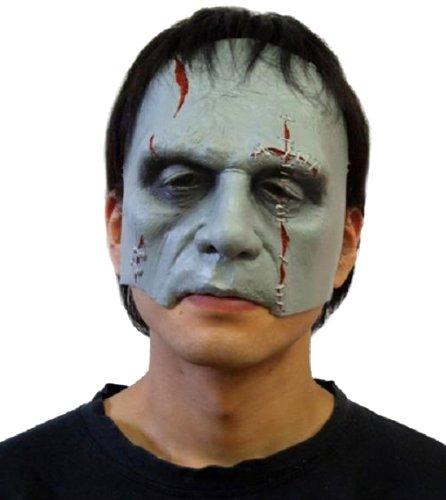 半面マスク フランケン