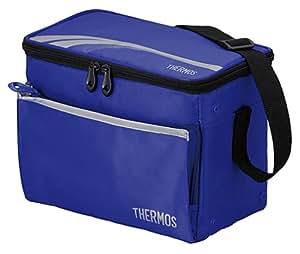 THERMOS ソフトクーラー 5L ブルー RDE-005 BL