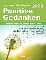 Positive Gedanken 2020 Abreisskalender