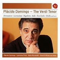 Pl?cido Domingo - The Verdi Tenor by Pl?cido Domingo (2011-03-29)