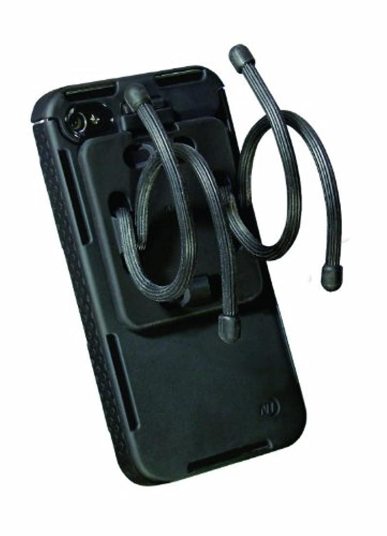 明確なモールボリュームiPhone4/4S用 CONEKT CASE + MOBILE MOUNT コネクトケース+モバイルマウントセット CNTMM-IP4-01SC 【NITE IZE ナイトアイズ】