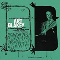 Night at Birdland With Art Blakey by Art Blakey (2006-04-30)