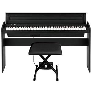 KORG 電子ピアノ LP-180-BK 88...の関連商品3