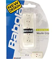 Babolat Woofer Replacement Grip (White and Blue)