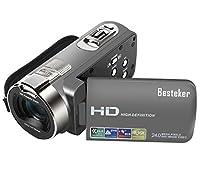 カメラビデオカメラ、HD 720p 16MP 16xデジタルズームビデオビデオカメラ GW-001