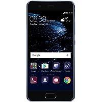Huawei 5.1型 P10 SIMフリースマートフォン ダズリングブルー 【日本正規代理店品】 P10/VTR-L29/Dazzling Blue