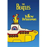 "The BeatlesイエローSubmarine Coverポスター印刷24x 36 24"" x 36"" PSA034228"