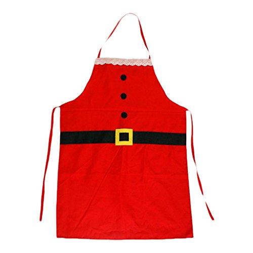 ベーキングシェフクリスマスの装飾のギフト 調理サンタクロース...