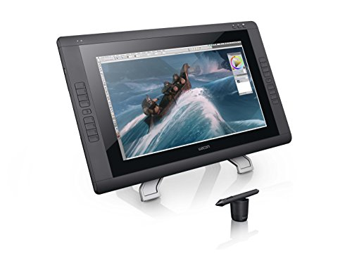 Wacom drawing tablet with screen 21.5 inches Cintiq22HD 【New model number】 January 2015 model DTK-2200/K1