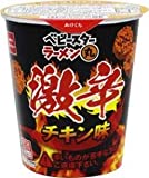 おやつカンパニー ベビースター ラーメン丸 激辛チキン味 1箱(12入)