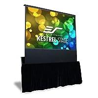 Elite Screens KestrelステージB 110 inch, 4:3 シルバー