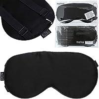 Silk Sleeping Mask | 100% Natural Mulberry Silk Premium Ultra Soft And Smooth Eye Mask, Sleep Mask, Blindfold, Sleeping Aid For Uninterrupted Sleep