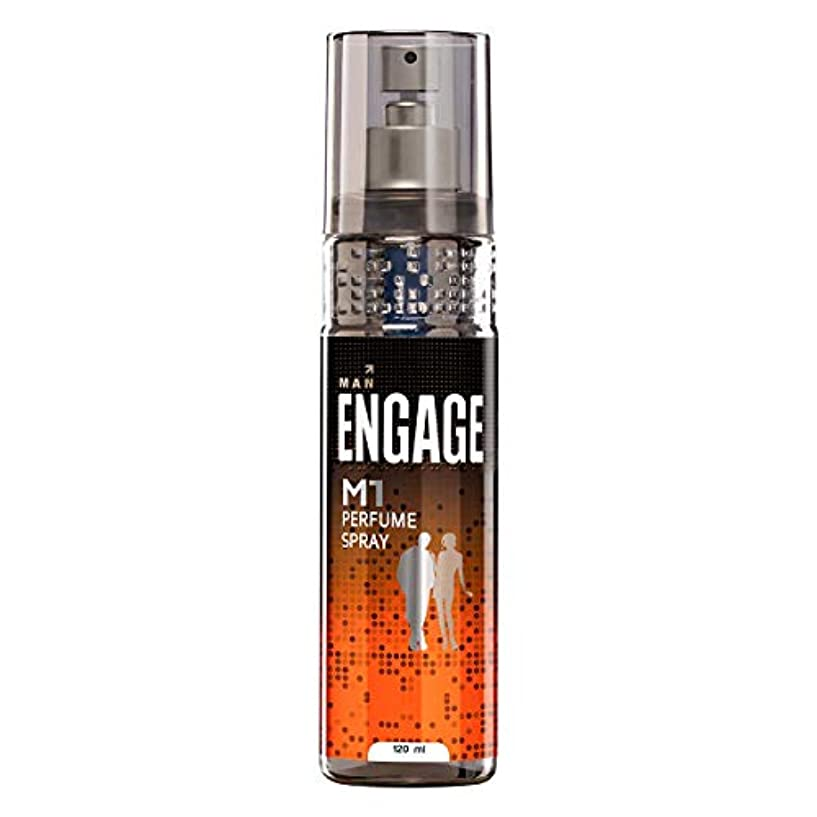 遺産証人人気のEngage M1 Perfume Spray For Men, 120ml