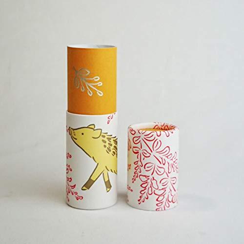 来年の干支は亥。筒型ぽち袋POCHI-PONに猪鹿蝶セットがあるよ!