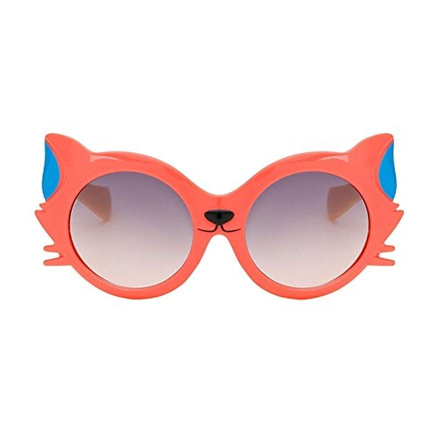 先史時代のニュースムスHzjundasi 子供の猫の目のファッションサングラスUV400