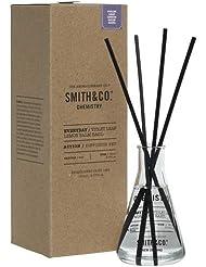 Smith&Co. スミスアンドコー Chemistry Diffuser ケミストリーディフューザー Violet Leaf Lemon Barm Basil ヴァイオレット リーフ レモン バジル