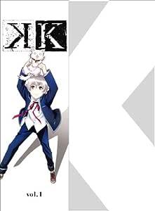K vol.1 [Blu-ray]
