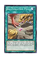 遊戯王 英語版 LCJW-EN161 Big Evolution Pill 大進化薬 (ノーマル) 1st Edition