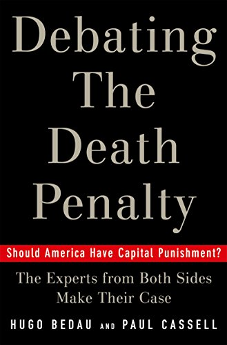 capital punishment should be eliminated in america Yes, capital punishment should be abolished i have no issue using deadly force, sometimes killing is necessary in defense of life however, the notion of holding someone captive only to kill them years or decades later doesn't feel right or just.
