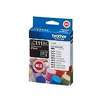 ブラザー ブラザー対応純正インクカートリッジ LC111BK ブラック LC111BK/62312905