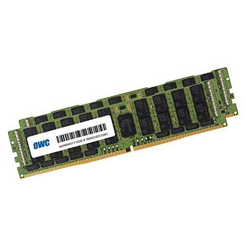 【国内正規品】OWC Memory Upgrade Kit(OWCメモリアップグレードキット)2666MHz DDR4 PC4-21300 for Mac Pro 2019 (32GBモデル(64GB:32GB×2), RDIMM メモリ)