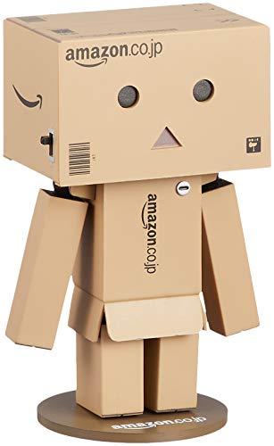【Amazon.co.jp限定】 海洋堂 リボルテックダンボー・ミニ Amazon.co.jpボックスver (リボコンテナ入り/ダンボールカラー)