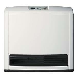 東京ガス ガスファンヒーター 20号 都市ガス13A対応 シンプルタイプ シティホワイト RR-2416S-W