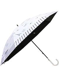 [晴雨兼用傘] スヌーピー 切手柄 50cm 晴雨兼用パラソル