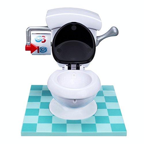 EZ GLAM パーティーゲーム 子供ゲーム 罰ゲーム トイレトラブル ドッキリ 子供が楽しい 一緒に遊ぶ パーティーで大盛り上がり間違いなし!! -