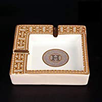 モザイク灰皿ヨーロッパスタイルセラミック灰皿リビングルームベッドルームスタディ装飾アレンジメント灰皿