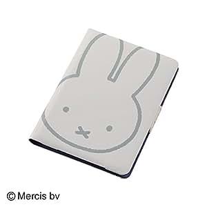 【2015年モデル】エレコム iPad mini4 フラップカバー 手帳型 スリープモード対応 ミッフィー タッチペン付 TB-A15SWVFMF1