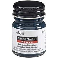 Testors Model Master Acrylic Gloss Dark Sea Blue FS15042 by Testor [並行輸入品]