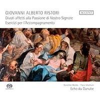 Divoti Affetti alla Passione di Nostro Signore by Mields/Vitzthum/Echo Danube (2011-02-24)