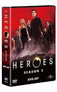 HEROES シーズン3 DVD-SET