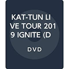 KAT-TUN LIVE TOUR 2019 IGNITE (DVD初回生産限定盤)
