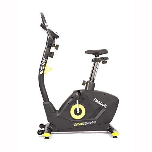 Reebok(リーボック) フィットネスバイク エクササイズバイク キャスター付 コンパクト 【GB40-19】 B07QG8DQ9Z 1枚目