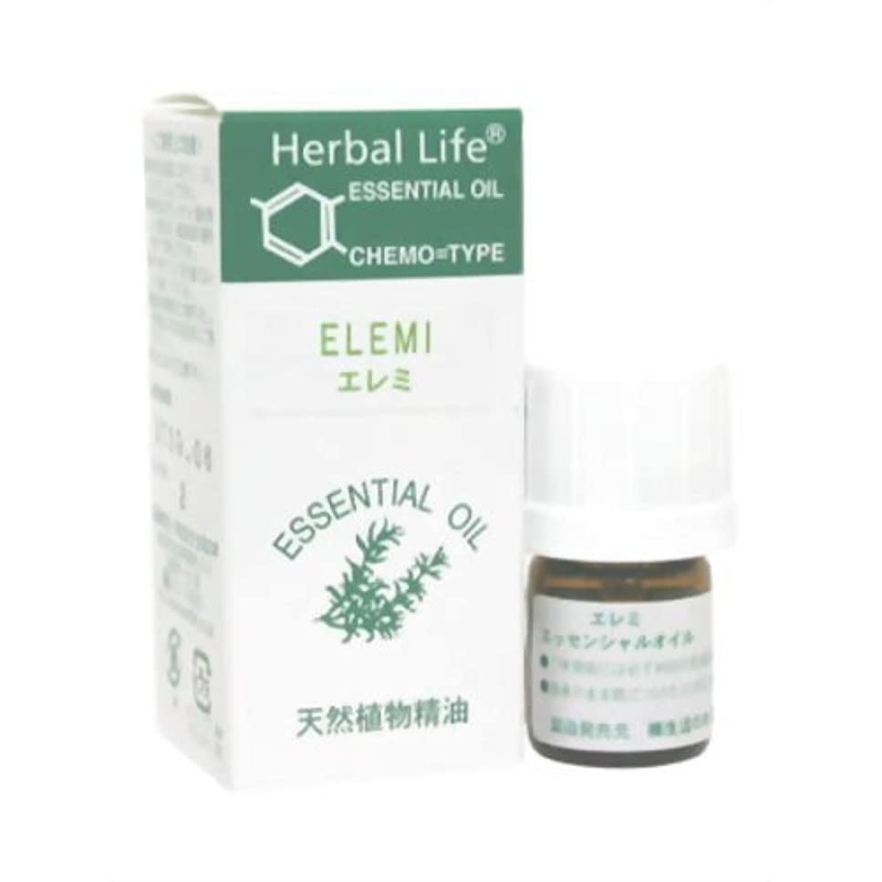 侮辱自治的アプト生活の木 Herbal Life エレミ 3ml