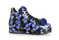 [Roberto Serpentini] 6654 Women Italian Designer Winter Leather Shoes
