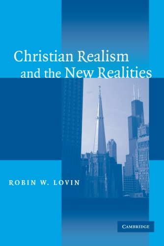 christian realism essay Question: how should a christian view realism answer: realism is defined as the attitude or practice of accepting a situation as it is and being prepared to deal with it accordingly.