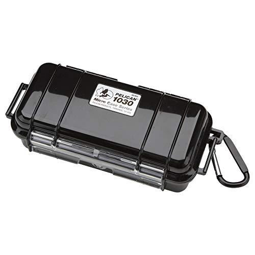 PELICAN(ペリカン) 小型防水ハードケース 1030HK ブラック 1030HKBK 0.4L
